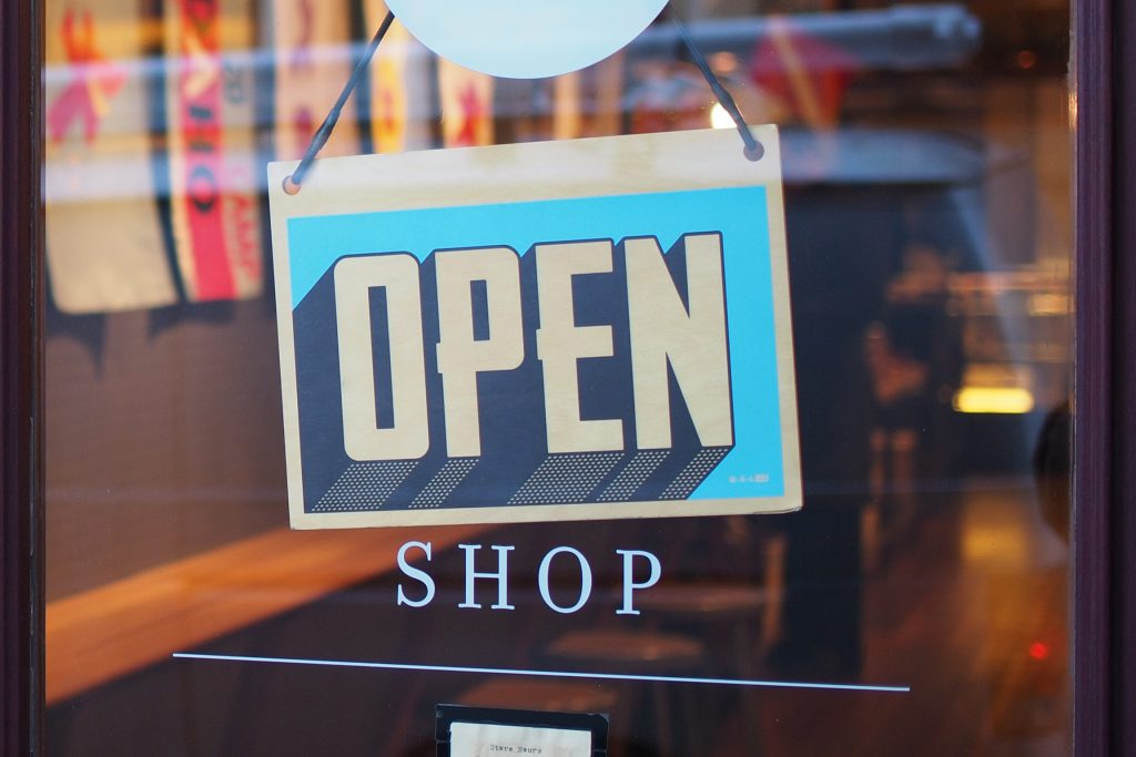 brick-and-mortar customer experience