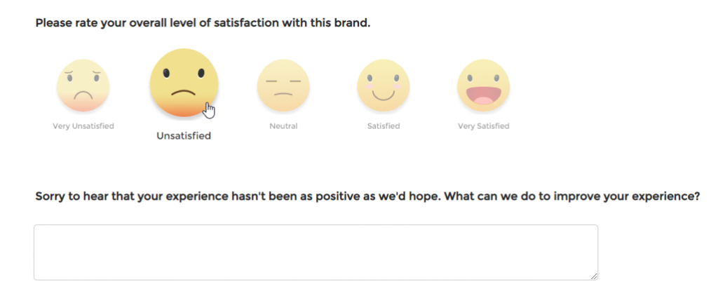 likert scale and logic