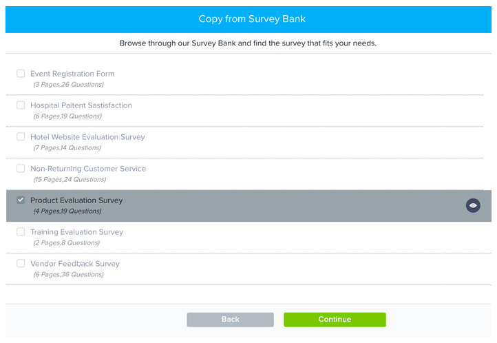 Copy from Survey Bank_1