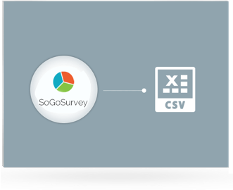 Export Survey Results to CSV