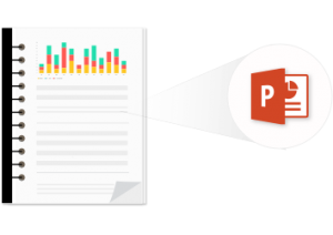 Export Survey Reports to Native PowerPoint